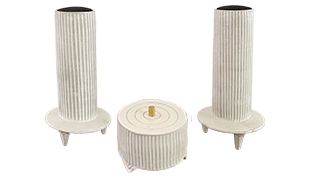 Ceramic華 TC-1 粉引 (白色)